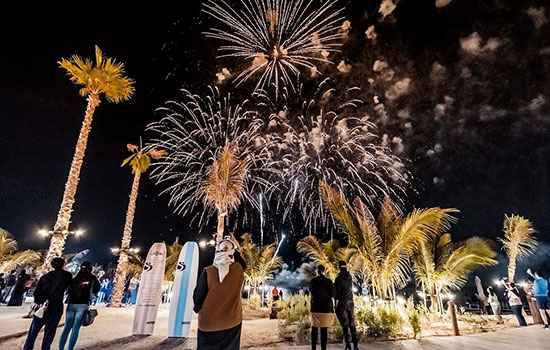 Where to Spend New Years Eve in Dubai   Fireworks for New Years Even in Dubai 2020
