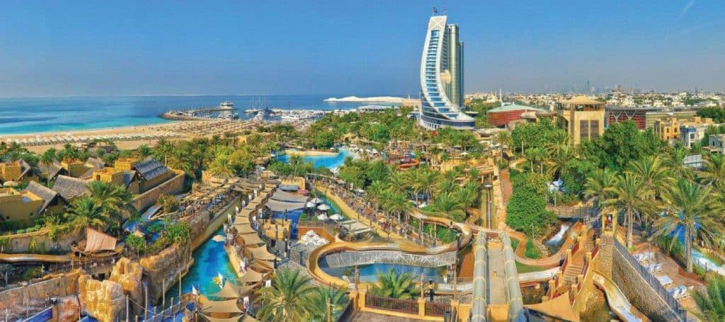 Free Places to Celebrate a Birthday in Dubai - Wild Wadi Water Park | The Vacation Builder