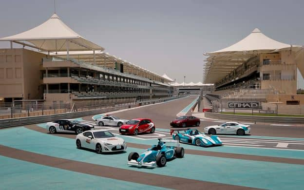 Best Things to do at Yas Island - Yas Marina Circuit   The Vacation builder