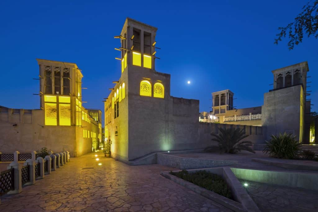 Historical Places in Dubai - Al Shindagha Museum   The Vacation Builder