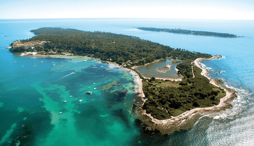 Cannes Islands | Where To Propose in Cannes