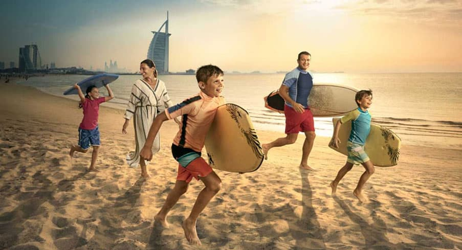 Bringing your family to Dubai   The Vacation Builder