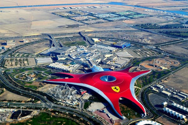 Things to do at Yas Island   The Vacation Builder