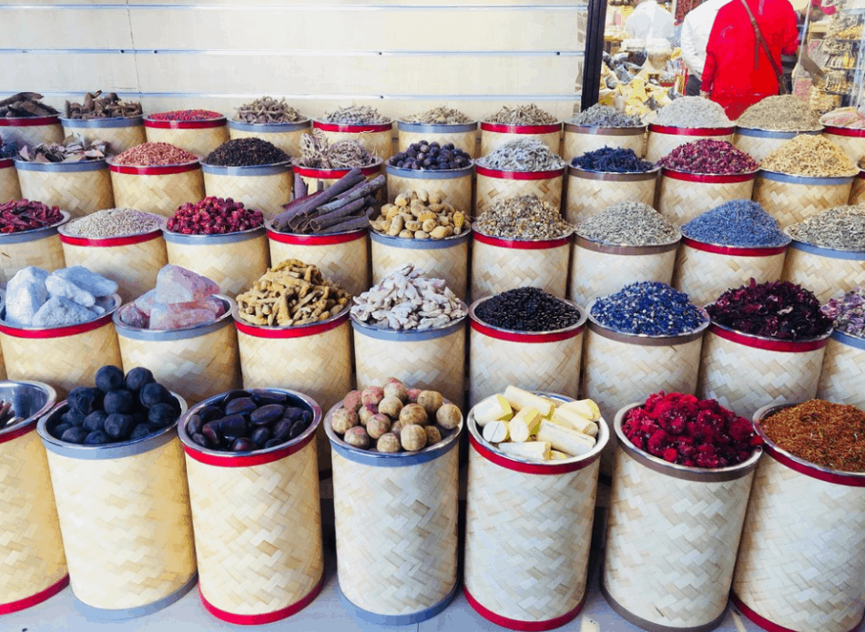 What to buy at Dubai Spice Souk | Everything You Need to Know About Dubai Spice Souk | The Vacation Builder