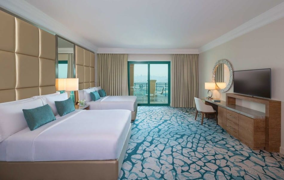 Atlantis The Palm Ocean View Room   Your Guide to Atlantis The Palm