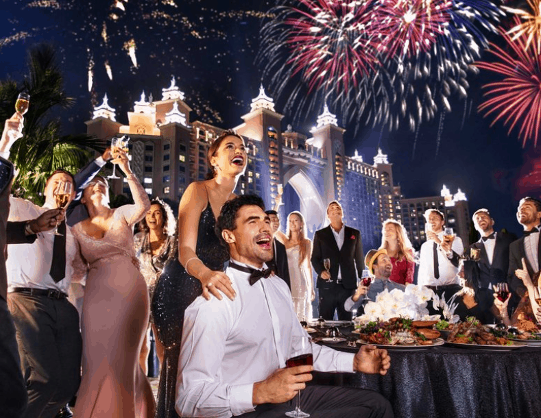 New Years Eve Atlantis The Palm   Your Guide to Atlantis The Palm   The Vacation Builder