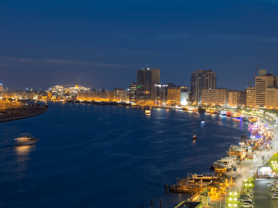 Yacht Rentals from Dubai Creek | The Vacation Builder