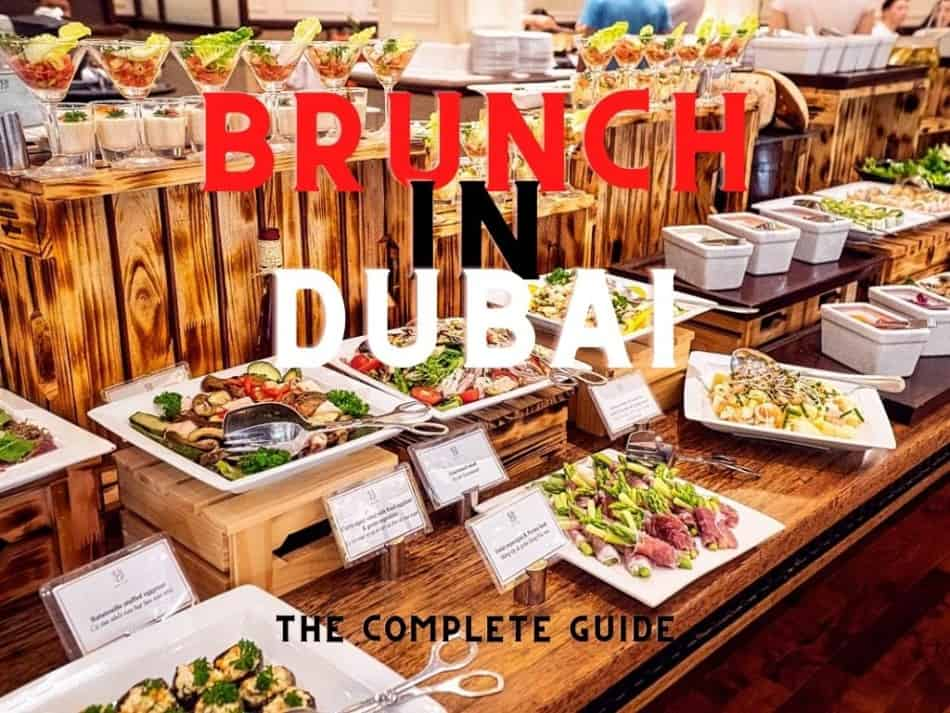 Late Brunch in Dubai - August | The Vacation Builder
