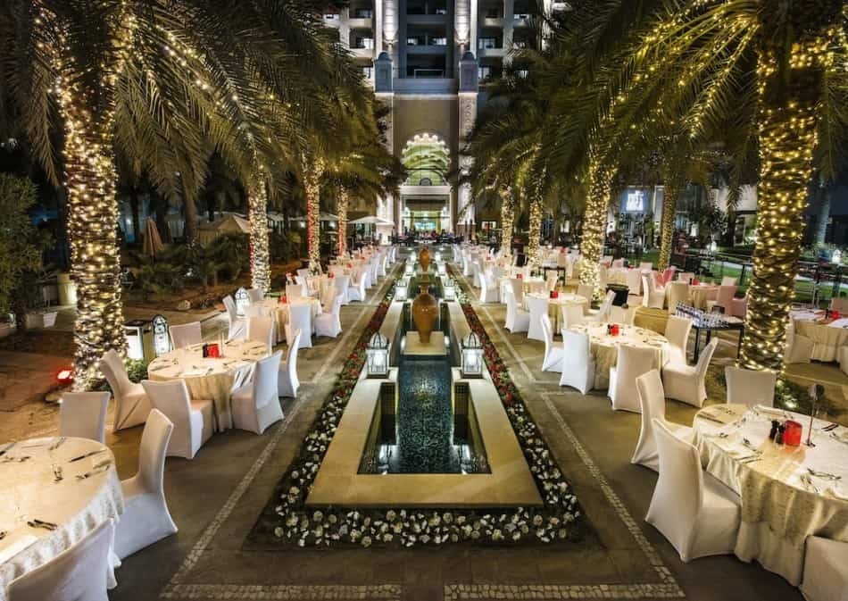 Wedding at Fairmont the Palm | The Vacation Builder