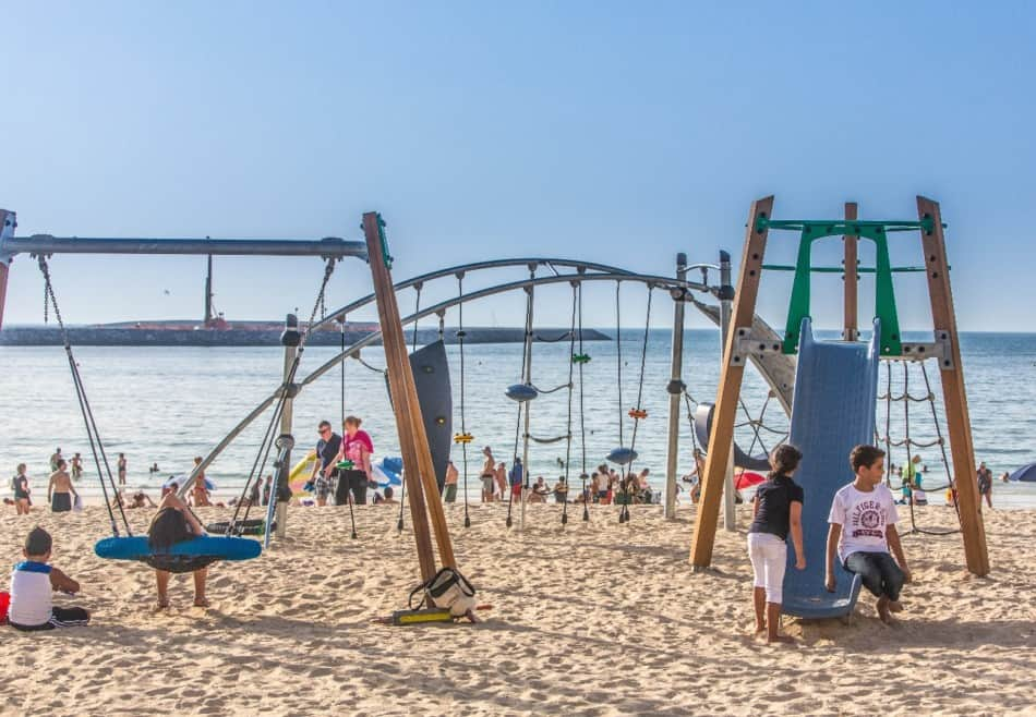 Playground at JBR   Things to do with Kids in Dubai