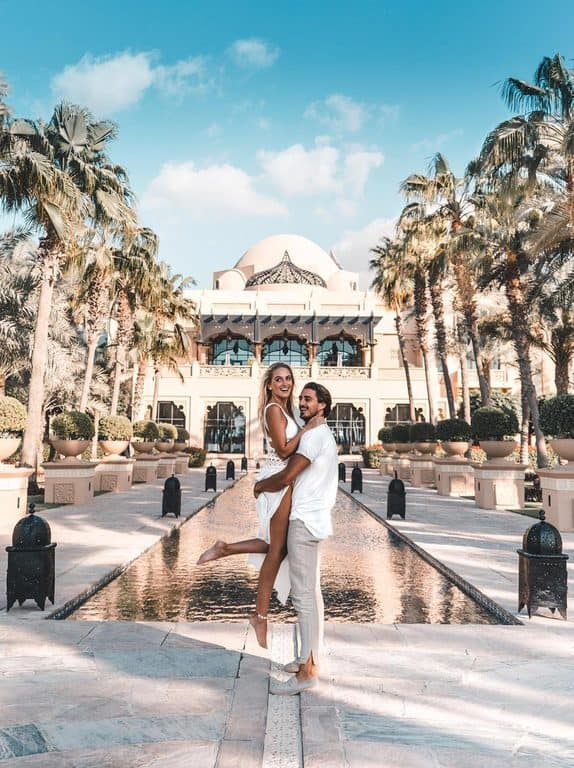 One & Only Royal Mirage Weddings | Where to Get Married in Dubai