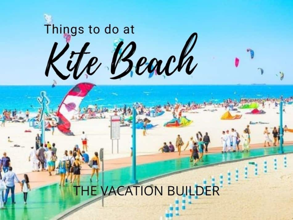 Safe Swimming Kite Beach | The Vacation Builder