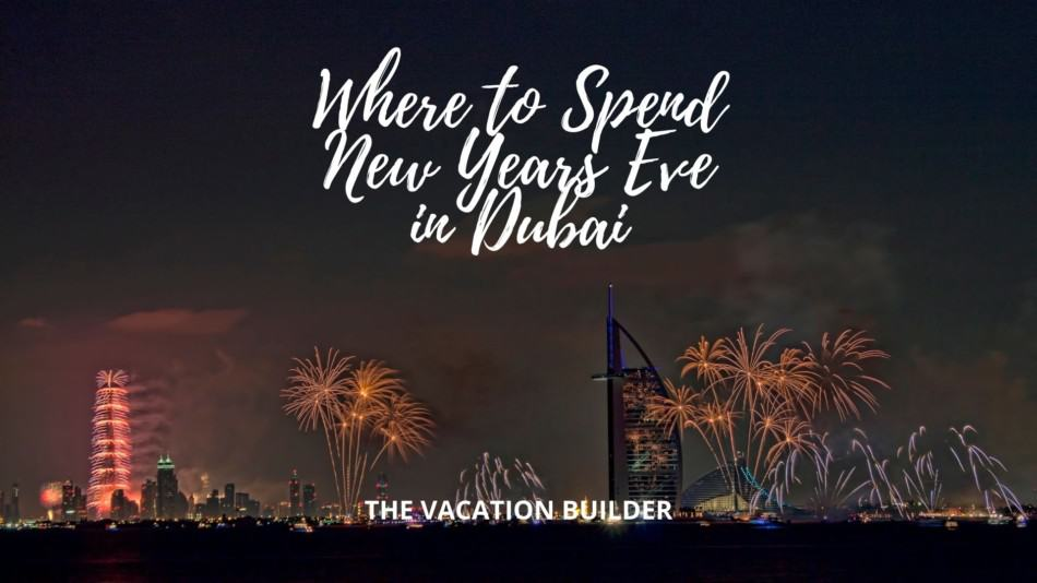 Where to Spend New Years Eve in Dubai