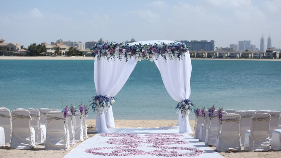 Tie the Knot at The Emerald Palace Dubai | The Vacation Builder