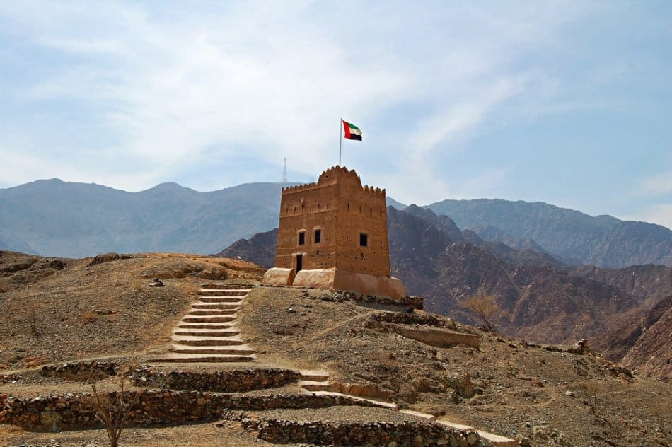 What is in Fujairah - Al-Hayl Castle | The Vacation Builder