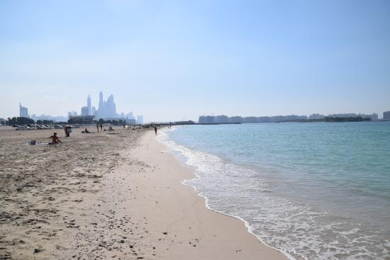 Al Sufouh Beach is Safe for Swimming in Dubai | The Vacation Builder
