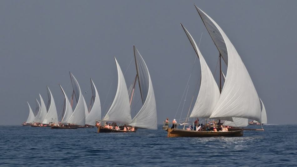 What's Happening in Dubai in May - Dhow Race | The Vacation Builder