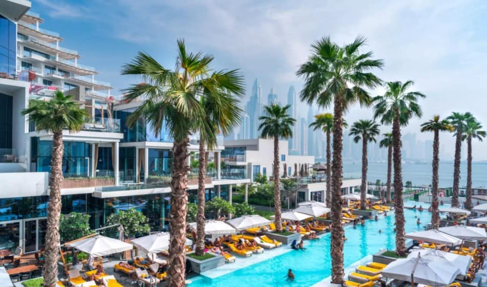 Best Places in Dubai for a Honeymoon - FIVE Palm Jumeirah | The Vacation Builder