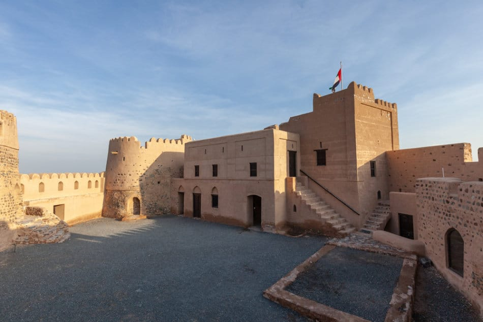 What is in Fujairah - Fujairah Fort | The Vacation Builder