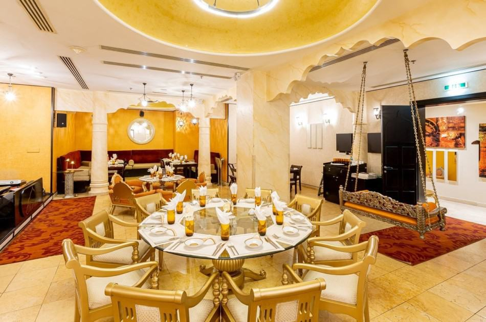 Best Indian Restuarants to Celebrate Your Birthday in Dubai - Gharana | The Vacation Builder