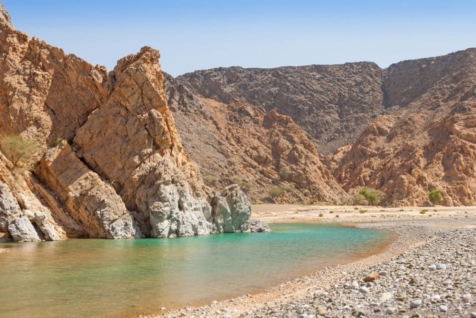 Where to go camping in Dubai - Hajar Mountains | The Vacation Builder