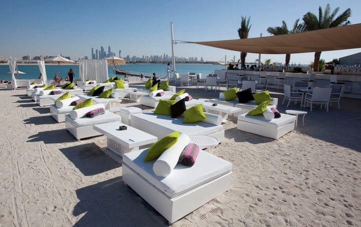 Best Outdoor Places in Dubai to Celebrate a Birthday - Nasimi Beach | The Vacation Builder
