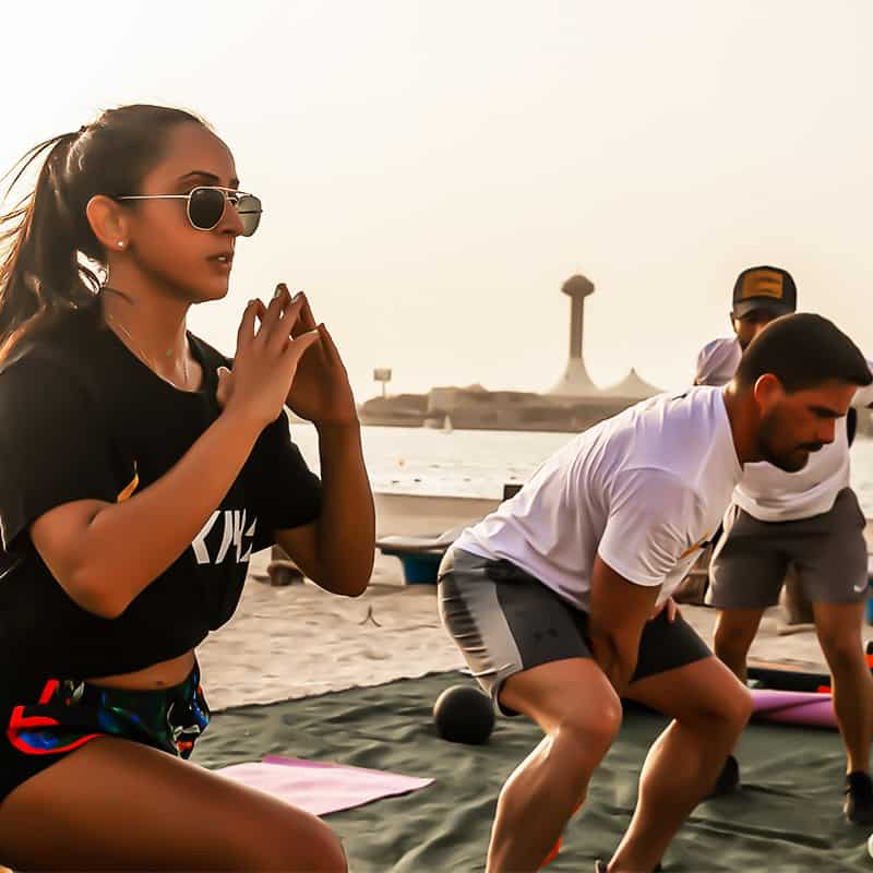 Outdoor Gyms in Abu Dhabi   The Vacation Builder