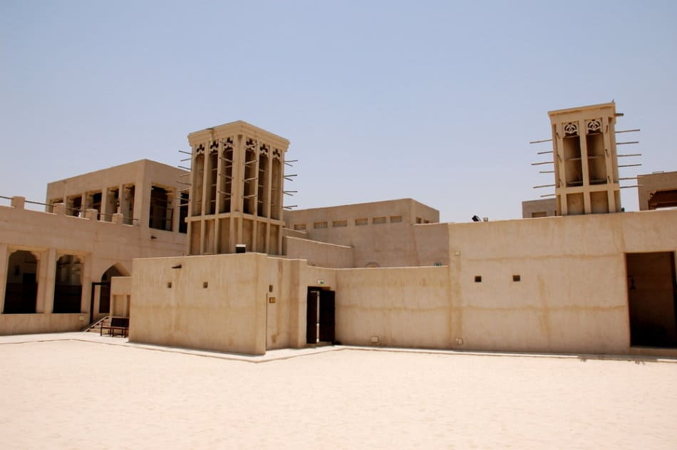 Historical Places in Dubai - Sheikh Saeed Maktoum House   The Vacation Builder