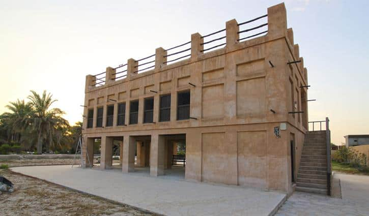 Historical Places in Dubai - Majlis Ghorfat Umm Al Sheif   The Vacation Builder