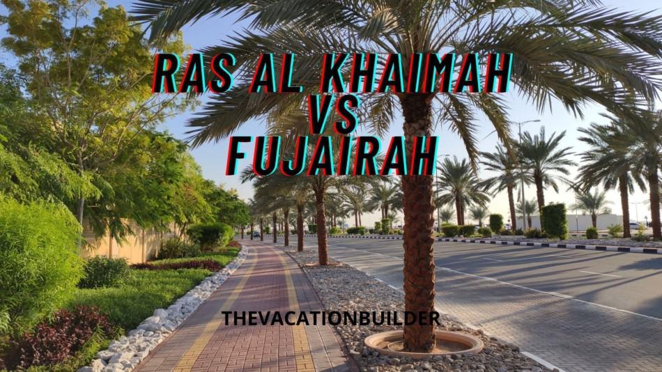 Ras al Khaimah vs Fujairah