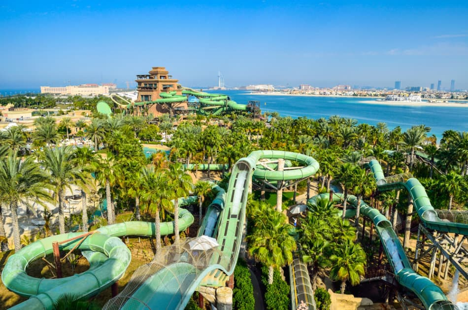 Fairmont The Palm or Atlantis - Which Has Better Facilities   The Vacation Builder