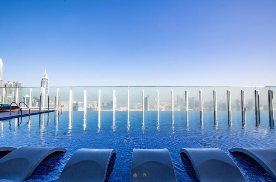 Best Places in Dubai for a Honeymoon - Taj Jumeirah Lake Towers | The Vacation Builder