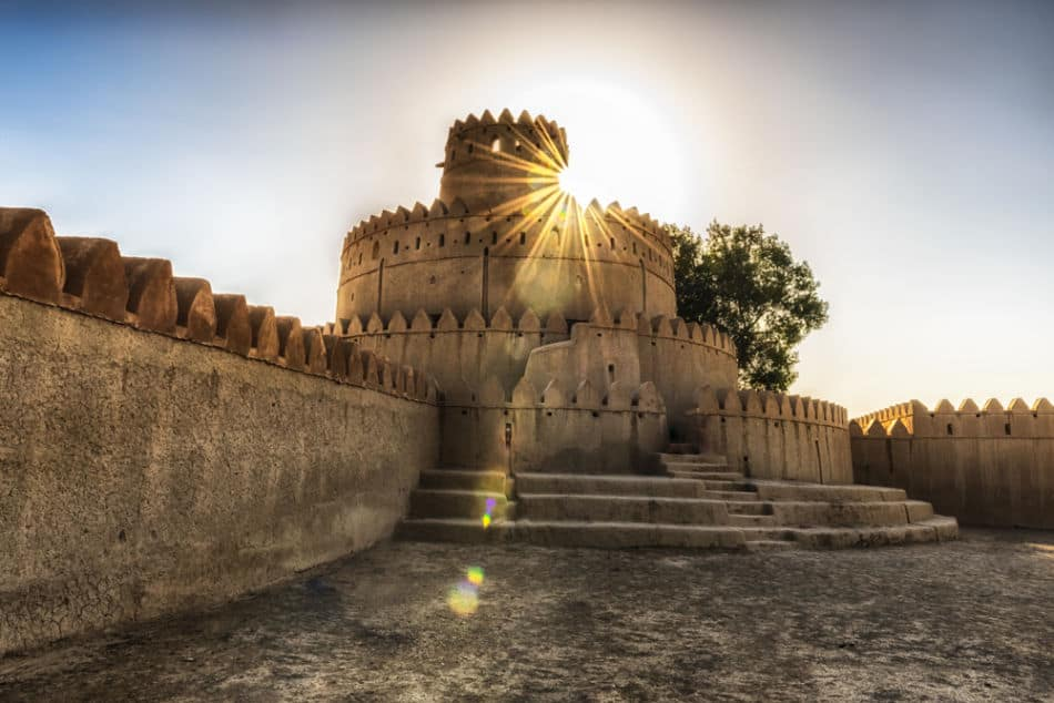 Free Things to do in Abu Dhabi - Al Jahili Fort   The Vacation Builder