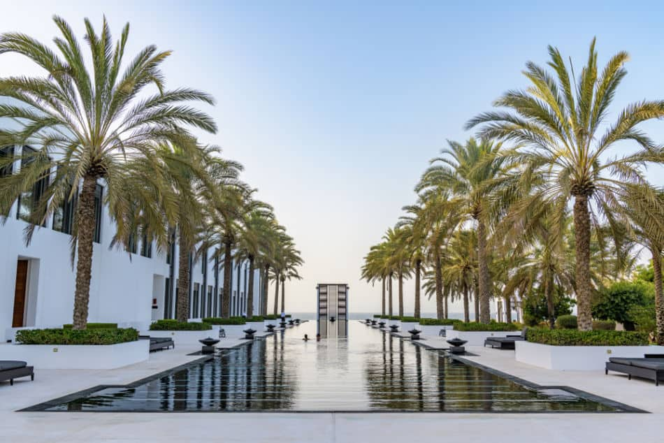 Dubai vs Muscat for Hotels - The Chedi Hotel | The Vacation Builder