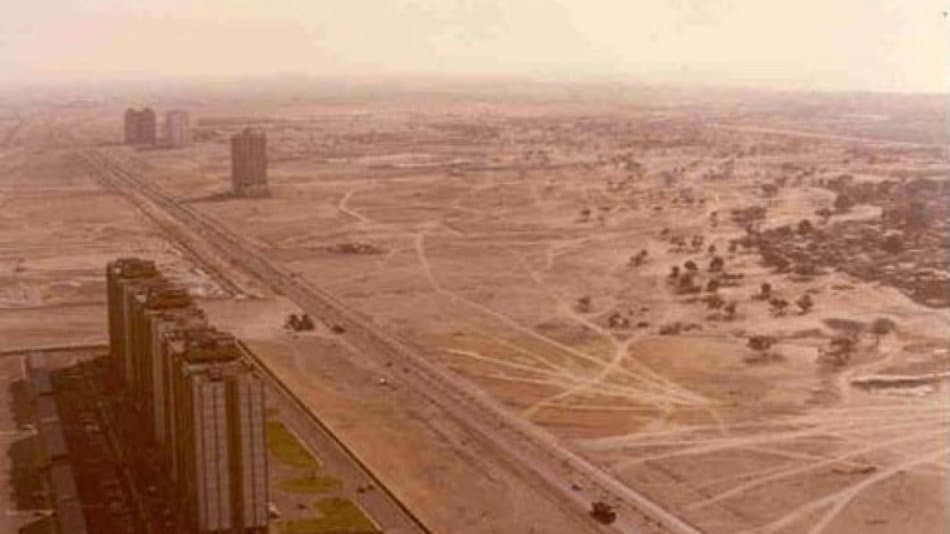 What was Dubai Like Before   The Vacation Builder