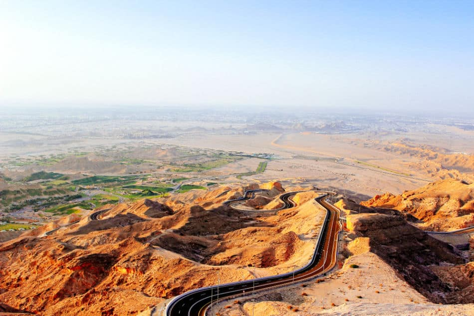 10 Reasons to Visit Al Ain - #3 Jebel Hafeet | The Vacation Builder