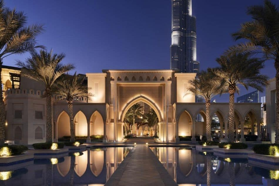 Downtown Dubai or JBR - Best Hotels - Palace Downtown