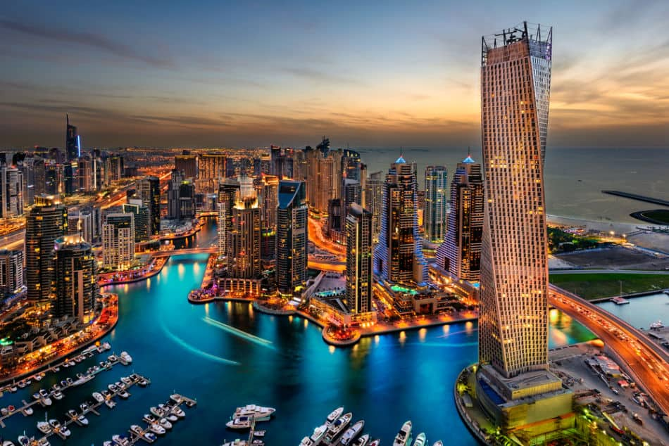 The Best 10 Things to Do in Dubai - The Dubai Marina   The Vacation Builder