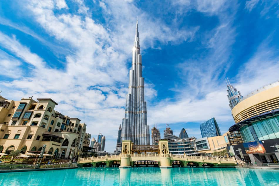 The Best 10 Things to Do in Dubai - The Burj Khalifa   The Vacation Builder