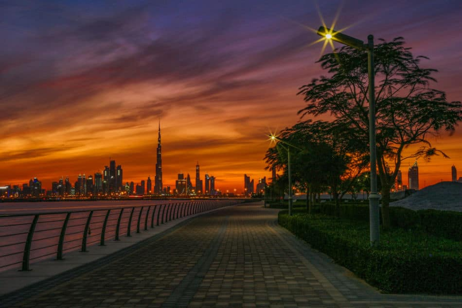 Best Places to Watch Sunrise in Dubai - Al Jaddaf | The Vacation Builder