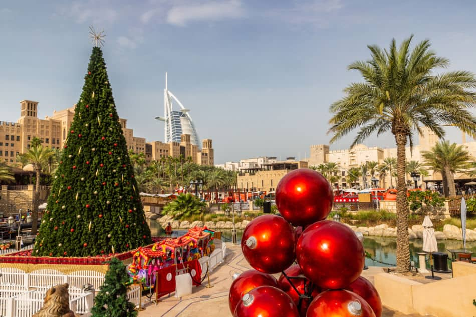 Things to do in Dubai in December? - Dubai Christmas   The Vacation Builder
