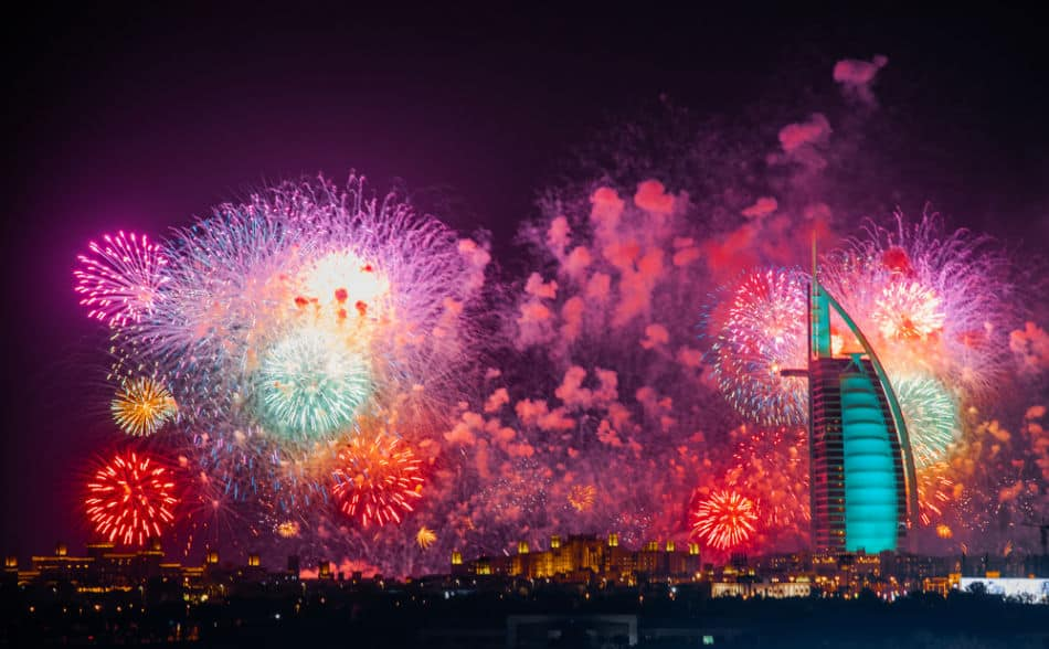 Things to do in Dubai in December? - New Year's Eve in Dubai   The Vacation Builder