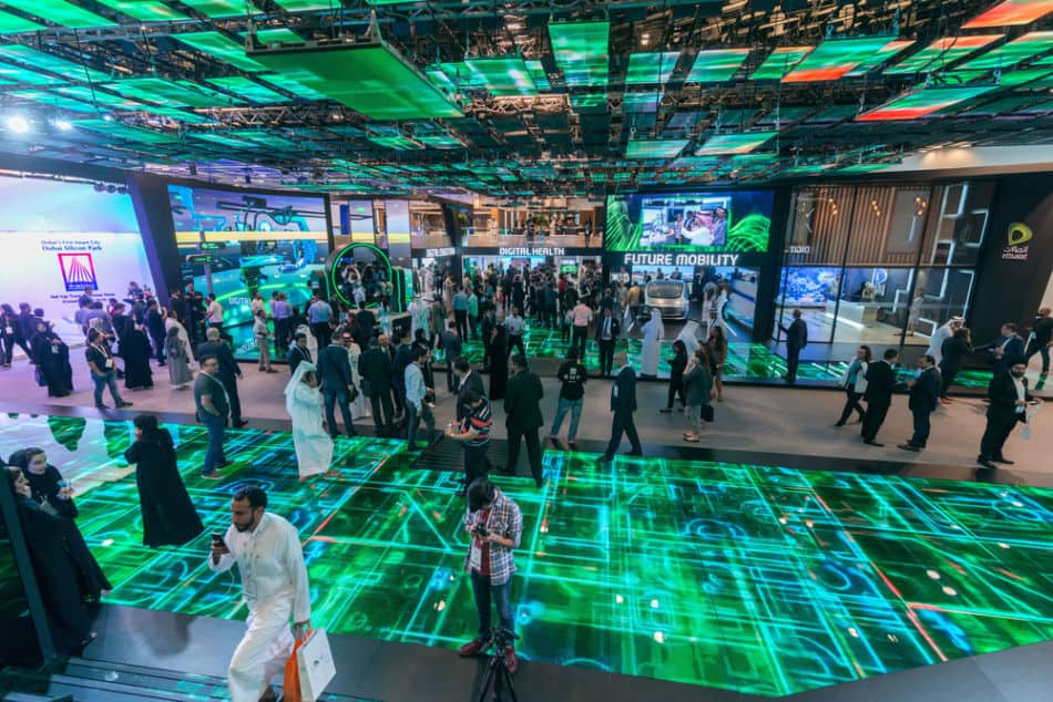 Events in Dubai during October - GITEX Technology Week | The Vacation Builder