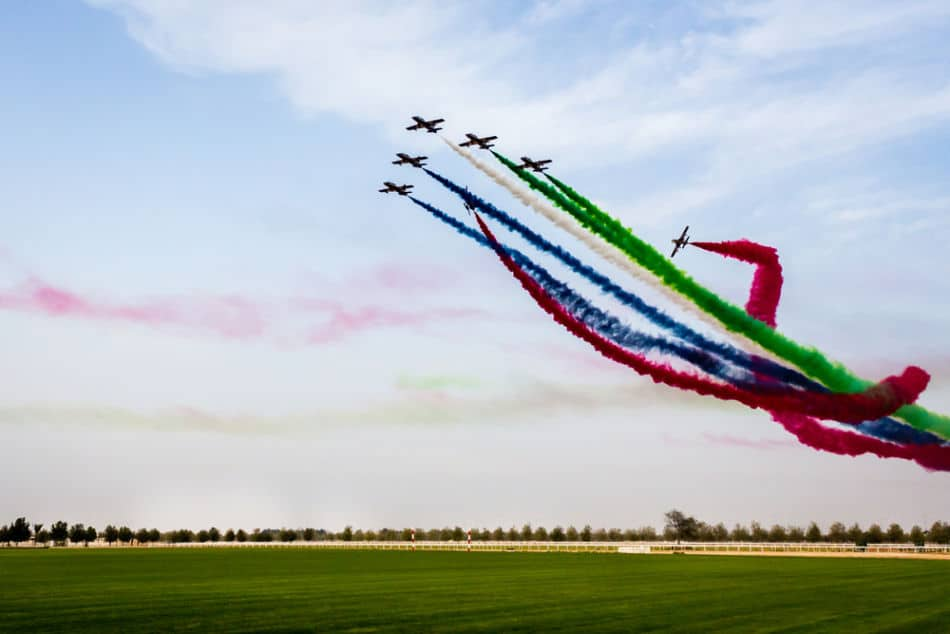 Events in Dubai in November - The Dubai Airshow | The Vacation Builder