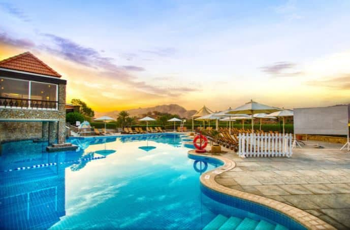 Where to Stay in Masfout - JA Hatta Fort Hotel   The Vacation Builder