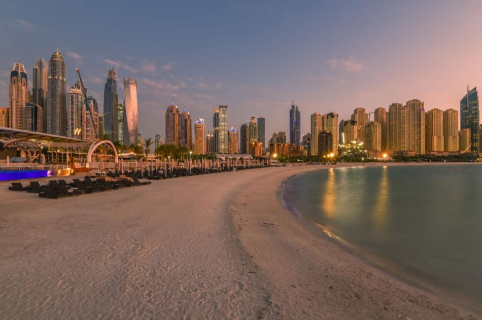 Which is The Best Beach in Dubai - Which Beach has the Best Views - The Beach at JBR | The Vacation Builder