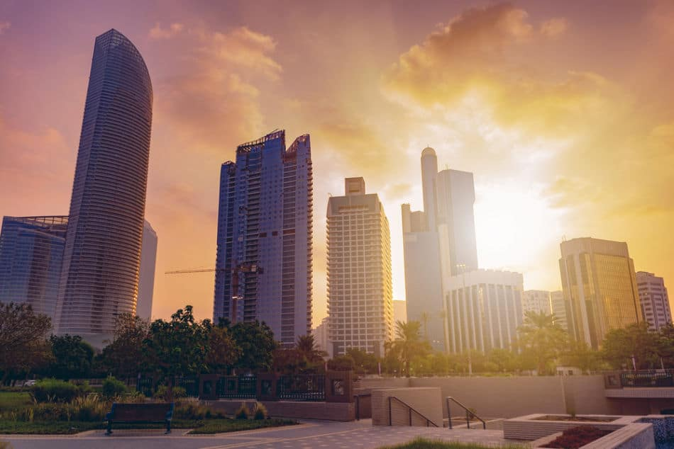 Best Places to Catch Sunrise and Sunset in Abu Dhabi - Downtown Abu Dhabi | The Vacation Builder