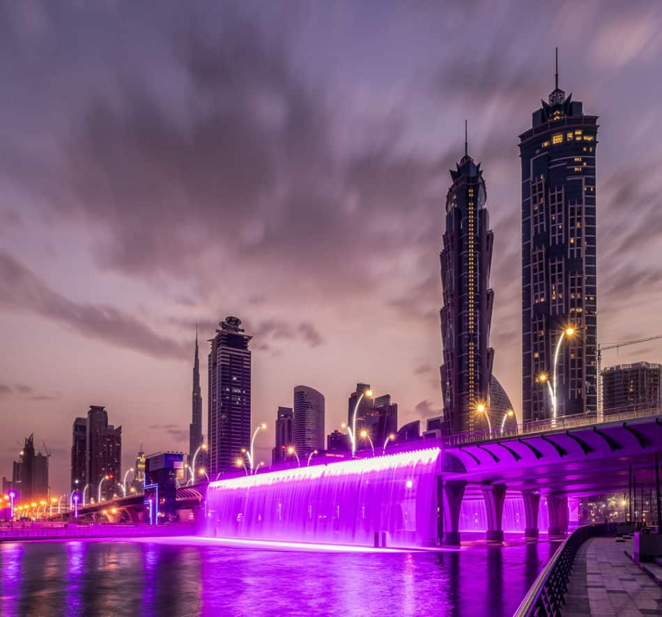 Al Wasl - Area Guide - Notable Landmarks - Dubai Water Canal | The Vacation Builder