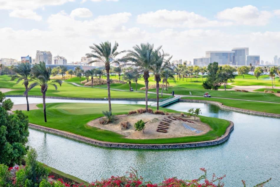 Best Golf Courses in Dubai - 5 Dubai Creek Golf and Yacht Club | The Vacation Builder