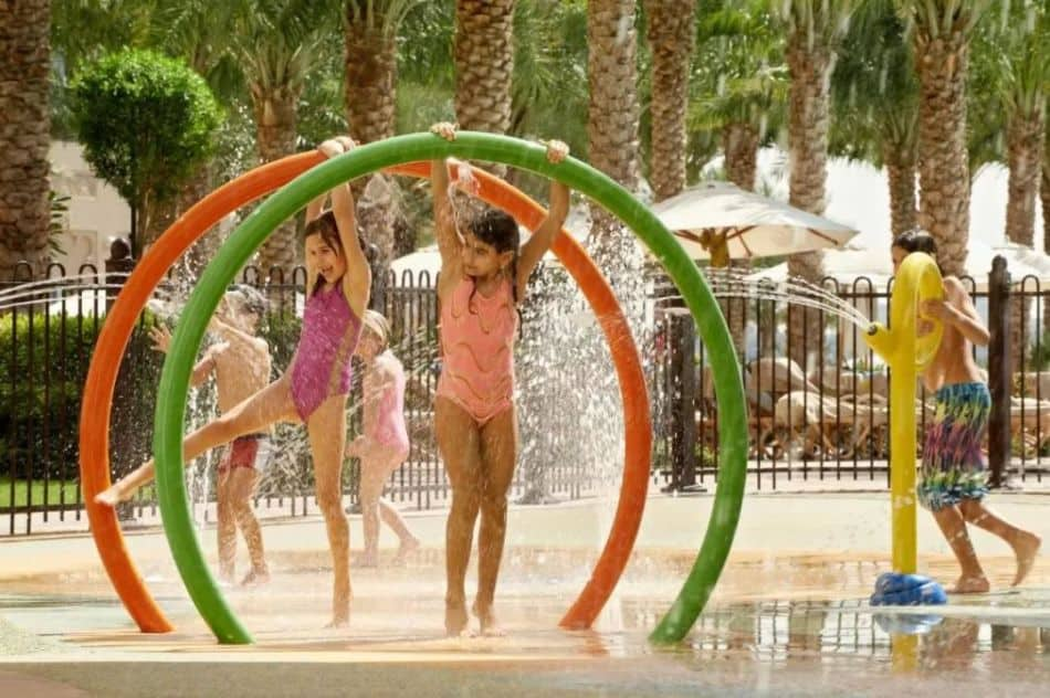 The Best Family Hotel in Dubai - Fairmont The Palm   The Vacation Builder